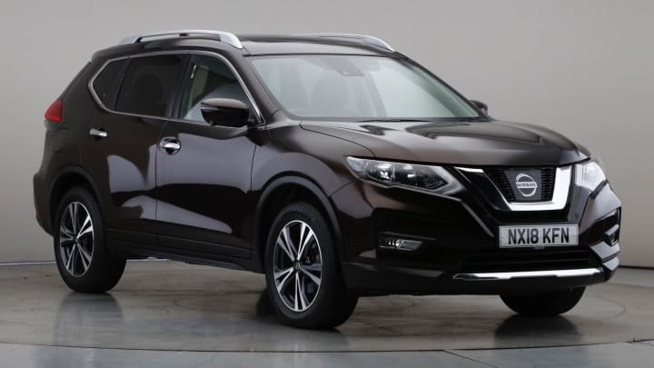 2018 Used Nissan X-Trail 1.6L N-Connecta dCi