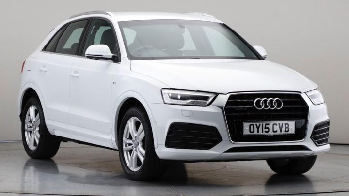 2015 Used Audi Q3 2L S line TDI