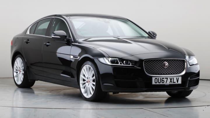 2017 Used Jaguar XE 2L Portfolio d