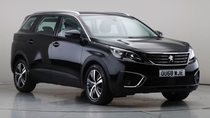 2018 Used Peugeot 5008 1.5L Active BlueHDi