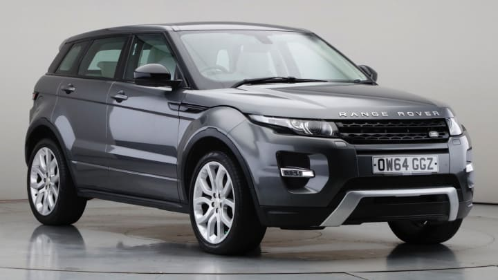 2014 Used Land Rover Range Rover Evoque 2.2L Dynamic SD4