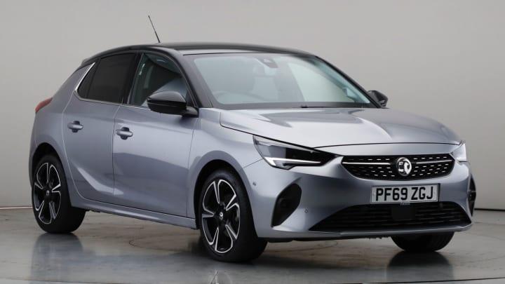 2020 Used Vauxhall Corsa 1.5L Elite Nav Premium Turbo D