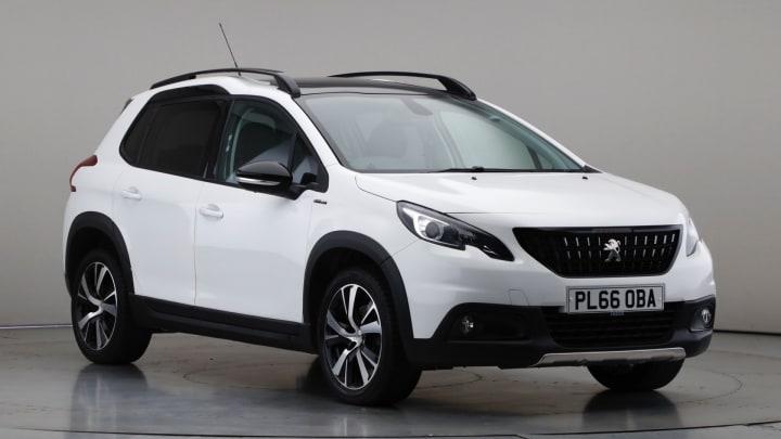 2017 Used Peugeot 2008 1.6L GT Line BlueHDi