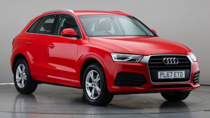 2018 Used Audi Q3 1.4L Sport TFSI