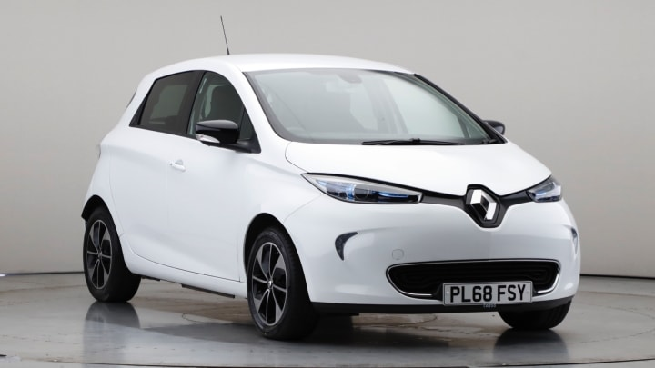2019 Used Renault Zoe Dynamique Nav R110 Battery Owned