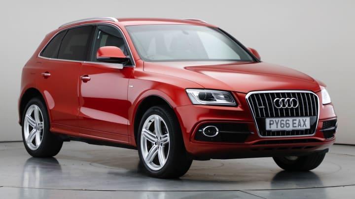 2016 Used Audi Q5 2L S line Plus TDI
