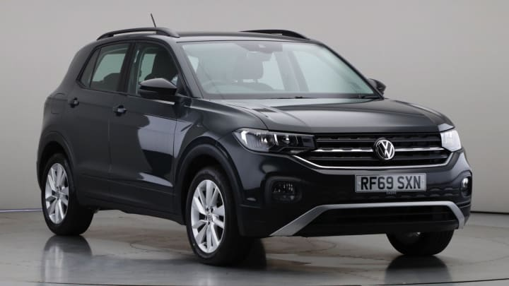 2020 Used Volkswagen T-Cross 1L SE TSI