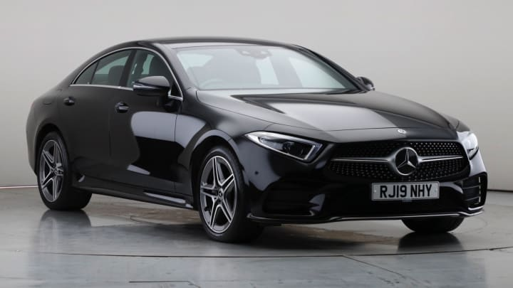 2019 Used Mercedes-Benz CLS 2.9L AMG Line CLS400d