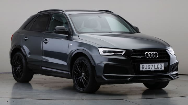 2018 Used Audi Q3 2L Black Edition TFSI