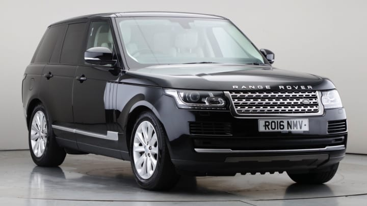 2016 Used Land Rover Range Rover 4.4L Vogue SD V8