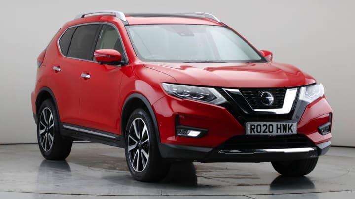 2020 Used Nissan X-Trail 1.7L Tekna dCi