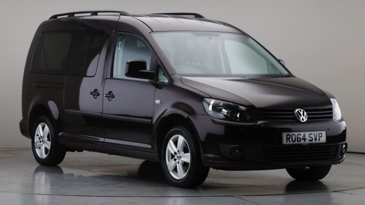 2014 Used Volkswagen Caddy Maxi 1.6L
