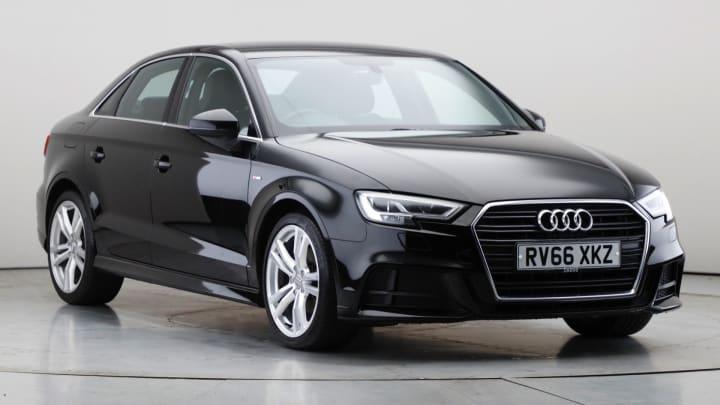 2016 Used Audi A3 1.6L S line TDI