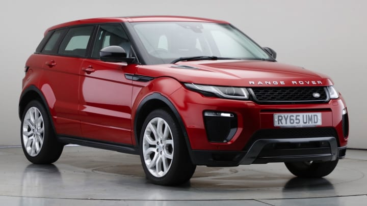 2015 Used Land Rover Range Rover Evoque 2L HSE Dynamic Lux TD4