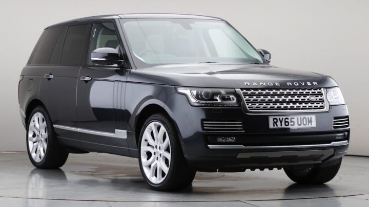 2015 Used Land Rover Range Rover 4.4L Vogue SE SD V8