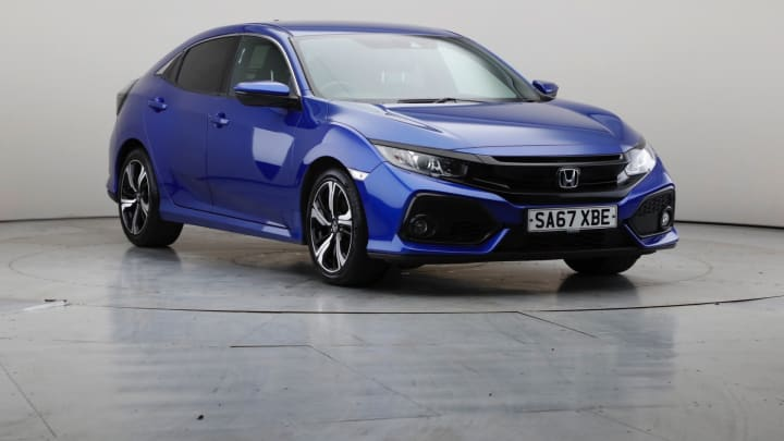 2017 Used Honda Civic 1L SR VTEC Turbo