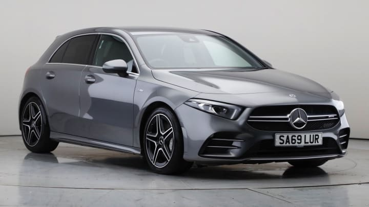 2019 Used Mercedes-Benz A Class 2L AMG A35