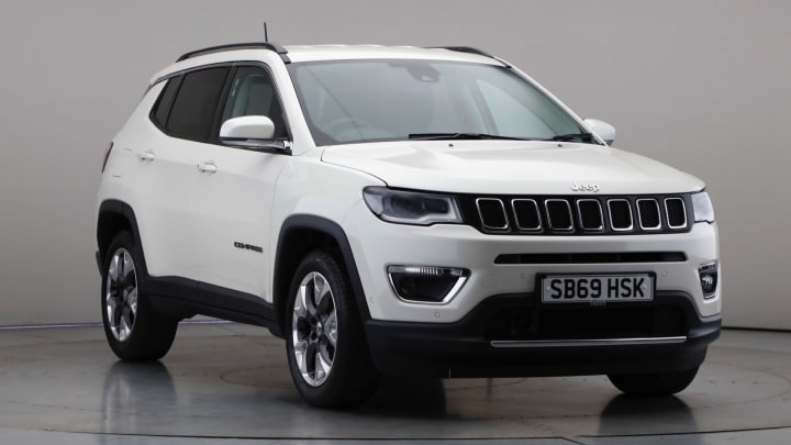 2020 Used Jeep Compass 1.4L Limited MultiAirII T