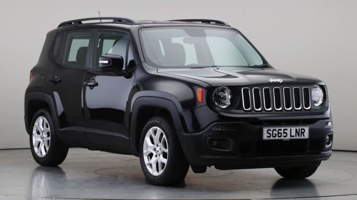 2015 Used Jeep Renegade 1.6L Longitude E-TorQ