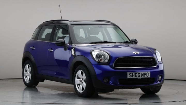 2016 Used Mini Countryman 1.6L Cooper D