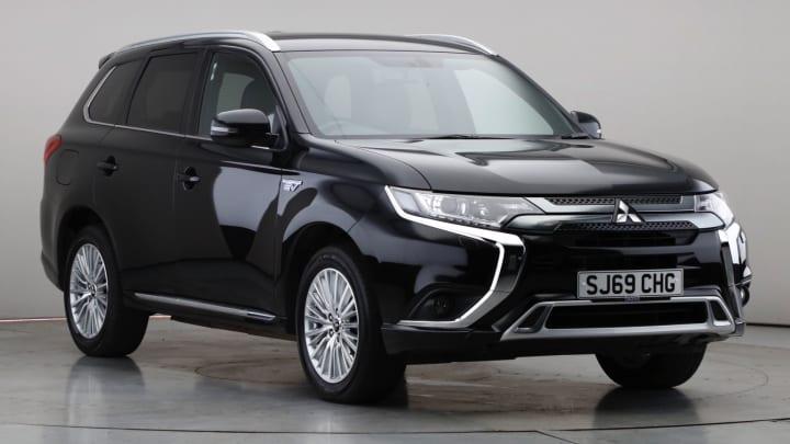 2019 Used Mitsubishi Outlander 2.4L Dynamic h TwinMotor