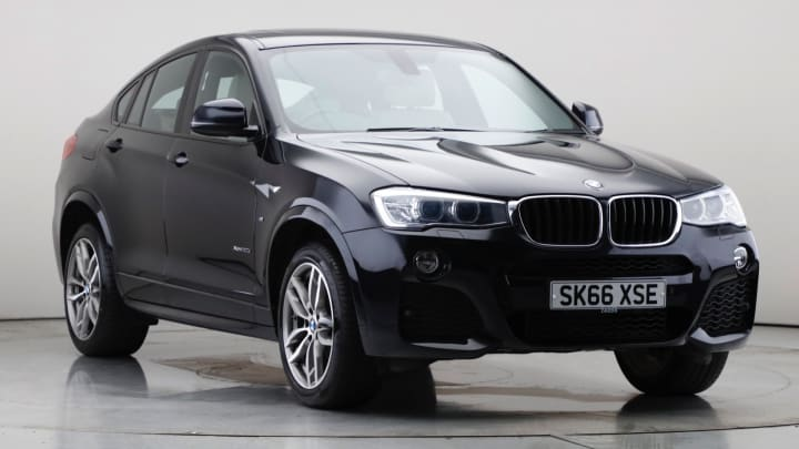 2016 Used BMW X4 2L M Sport 20d