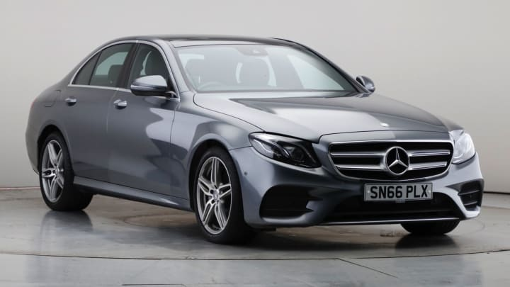 2016 Used Mercedes-Benz E Class 2L AMG Line E220d