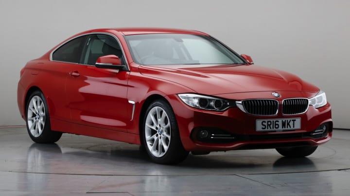 2016 Used BMW 4 Series 2L Luxury 428i