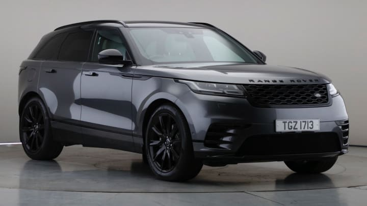 2017 Used Land Rover Range Rover Velar 3L R-Dynamic SE D300