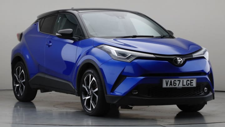 2018 Used Toyota C-HR 1.2L Dynamic VVT-i