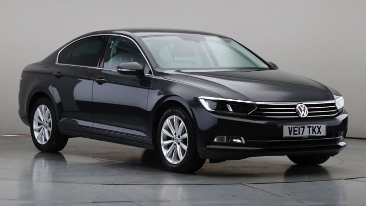 2017 Used Volkswagen Passat 2L SE Business TDI