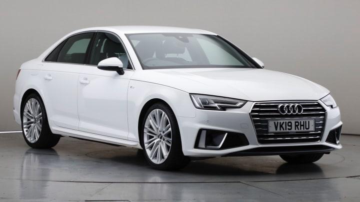 2019 Used Audi A4 2L S line TFSI