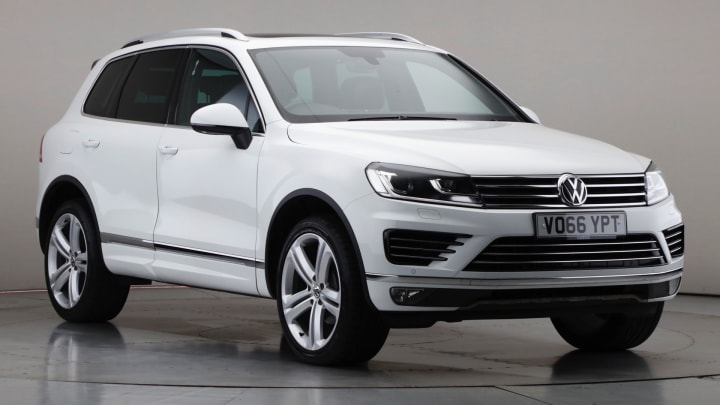 2016 Used Volkswagen Touareg 3L R-Line Plus BlueMotion Tech TDI V6