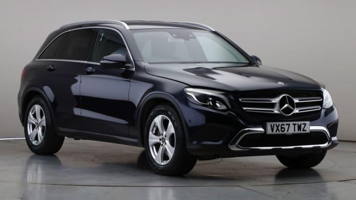 2018 Used Mercedes-Benz GLC Class 2.1L Sport GLC220d