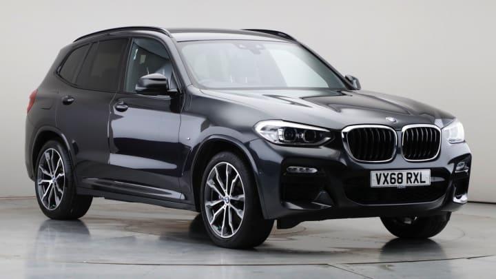2018 Used BMW X3 2L M Sport 20d