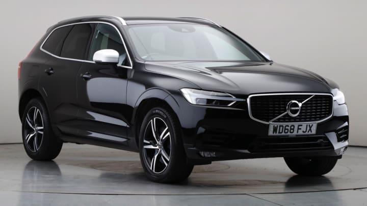 2018 Used Volvo XC60 2L R-Design D4