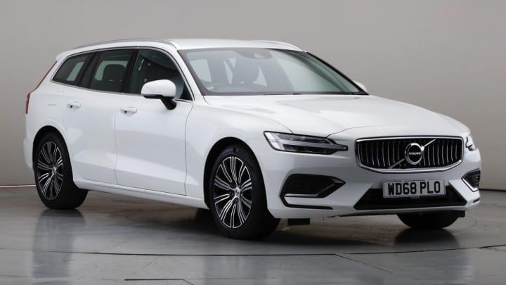 2019 used Volvo V60 2L Inscription T5