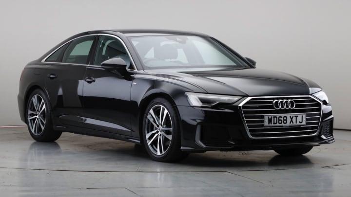 2019 Used Audi A6 Saloon 3L S line TDI V6
