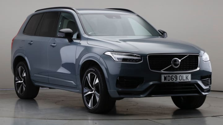 2020 Used Volvo XC90 2L R-Design Twin Engine h T8