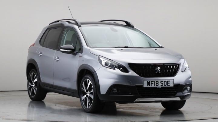 2018 Used Peugeot 2008 1.6L GT Line BlueHDi