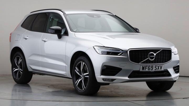 2019 Used Volvo XC60 2L R-Design T5