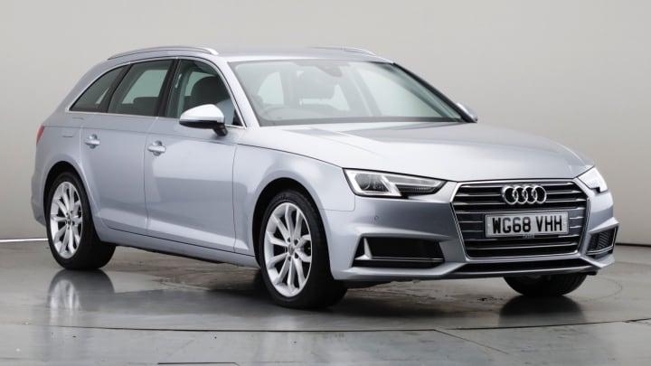 2019 Used Audi A4 Avant 2L Sport TDI