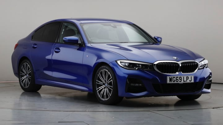 2019 Used BMW 3 Series 2L M Sport 320i