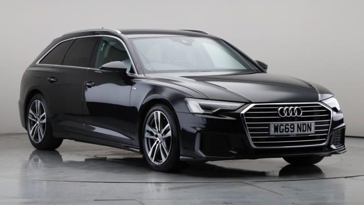 2019 Used Audi A6 Avant 2L S line TDI