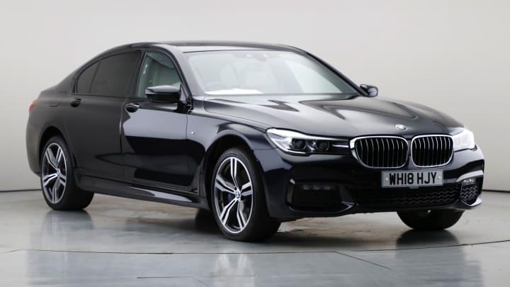 2018 Used BMW 7 Series 3L M Sport 740Ld