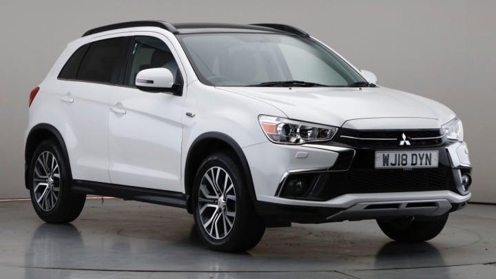 2018 Used Mitsubishi ASX 1.6L 4