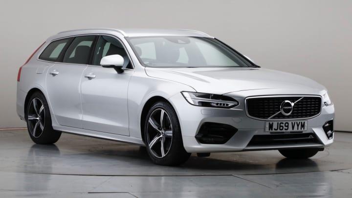2019 Used Volvo V90 2L R-Design T4