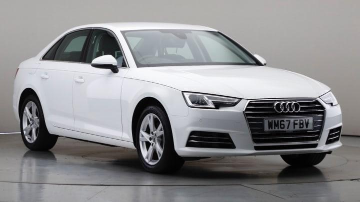 2018 Used Audi A4 1.4L Sport TFSI
