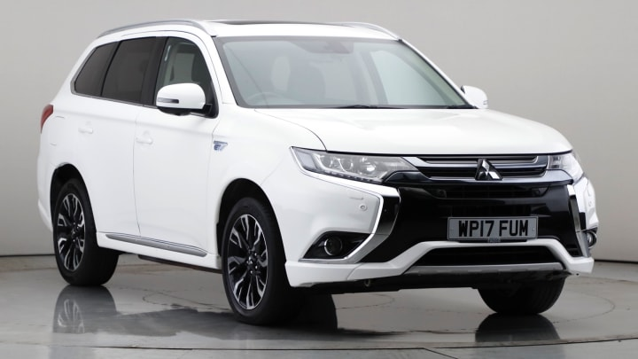 2017 Used Mitsubishi Outlander 2L GX4hs h