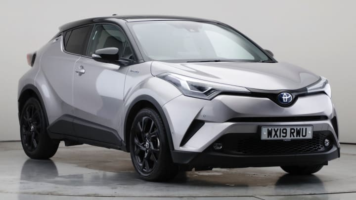 2019 Used Toyota C-HR 1.8L Dynamic VVT-h